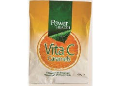 Power Health Vita C Caramels 60 gr