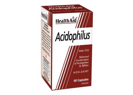 HealthAid Balanced Acidophilus 100 million 60 caps