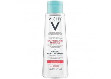 VICHY Purete Thermale Νερό Micellaire για ευαίσθητη επιδερμίδα 200ml