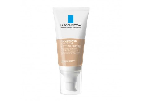 La Roche Posay Toleriane Sensitive Le Teint Creme Light Ενυδατική κρέμα με χρώμα 50 ml