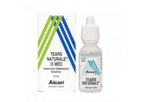 Alcon Tears Naturale II Med 15 ml
