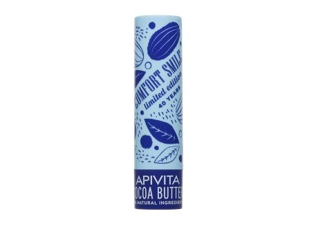 Apivita Lip Care Βούτυρο Κακάο SPF 20