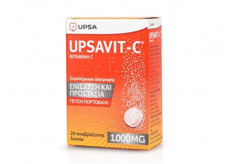 UPSAVIT-C 1.000 mg 20 αναβράζοντα δισκία