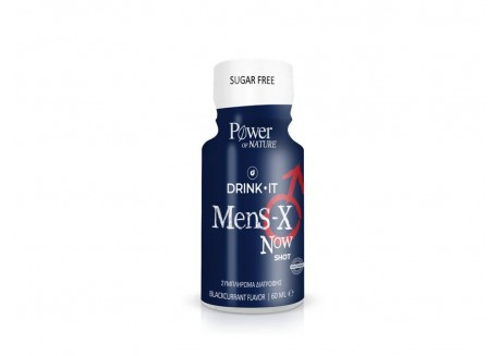 Power Health DRINK IT Mens-X NOW 60 ml