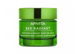 APIVITA Bee Radiant Gel-Balm Νύχτας 50 ml
