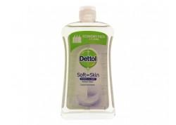 DETTOL Υγρό Κρεμοσάπουνο 750 ml Αντιβακτηριδιακό (Ανταλλακτικό)