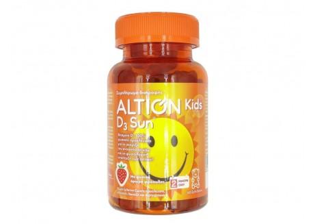 ALTION Kids D3 Sun 60 ζελεδάκια