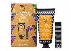 APIVITA Happy Hands & Merry Kisses εντατικής ενυδάτωσης