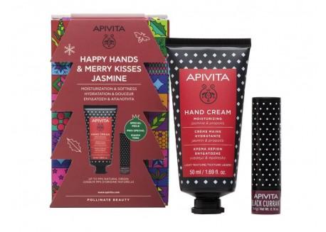APIVITA Happy Hands & Merry Kisses ενυδάτωσης