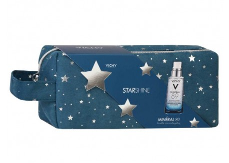 VICHY MIneral 89 50 ml XMAS Pouch