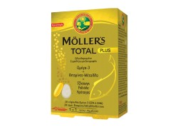 Moller's Total Plus 30 caps