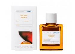 ΚΟΡΡΕΣ Eau de Toilette Oceanic Amber 50 ml