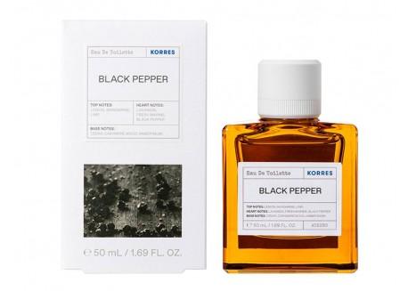 ΚΟΡΡΕΣ Eau de Toilette Black Pepper 50 ml