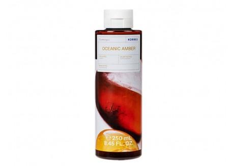 ΚΟΡΡΕΣ Αφρόλουτρο Oceanic Amber 250 ml