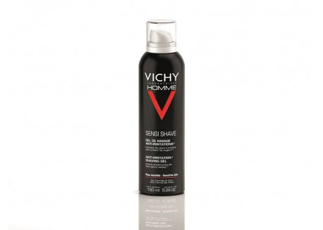 VICHY HOMME Gel ξυρίσματος 150ml