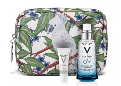 VICHY Mineral 89 Booster 50 ml Spring Pouch