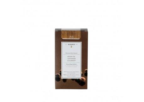 ΚΟΡΡΕΣ Βαφή Argan Oil Blonde 7.0