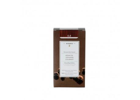 ΚΟΡΡΕΣ Βαφή Argan Oil Copper Dark Blonde 6.4 50ml
