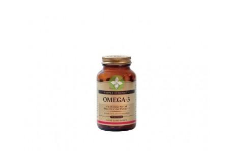 Solgar Omega-3 Triple Strength 50 softgels