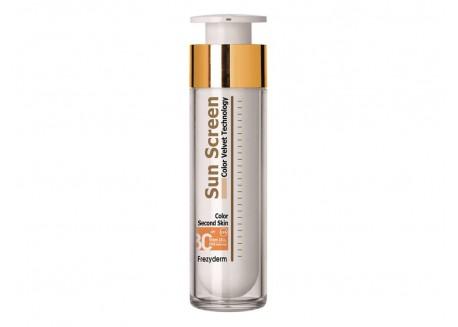 Frezyderm Second Skin SPF 30 Color 50 ml